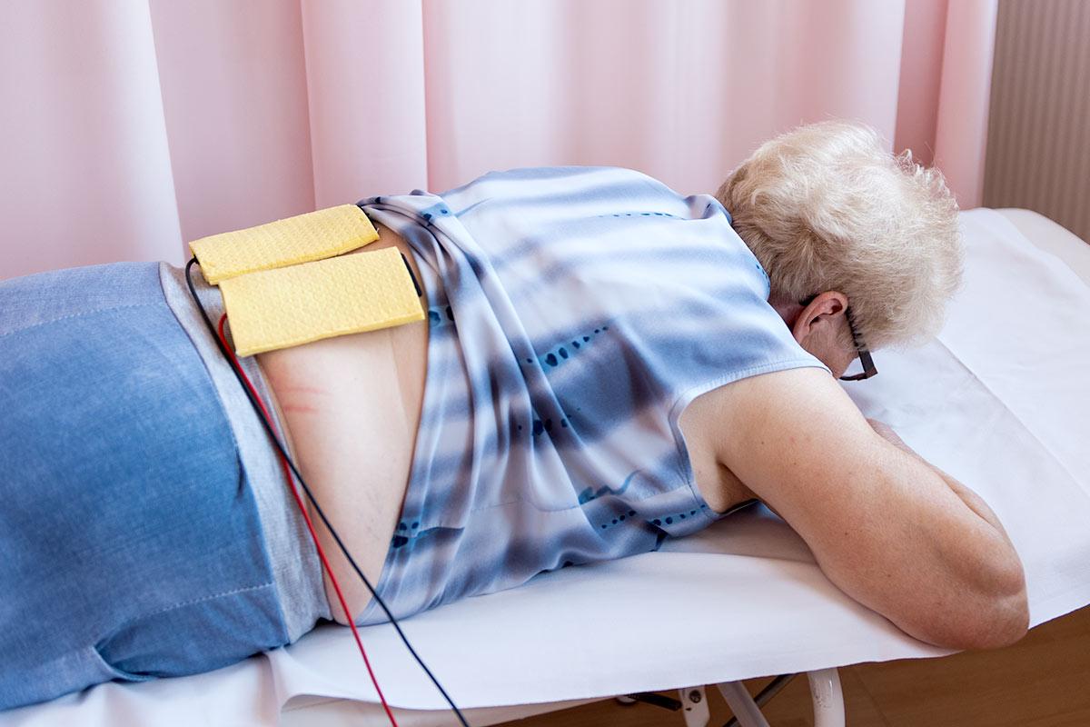 zabieg Elektroterapii Ustka