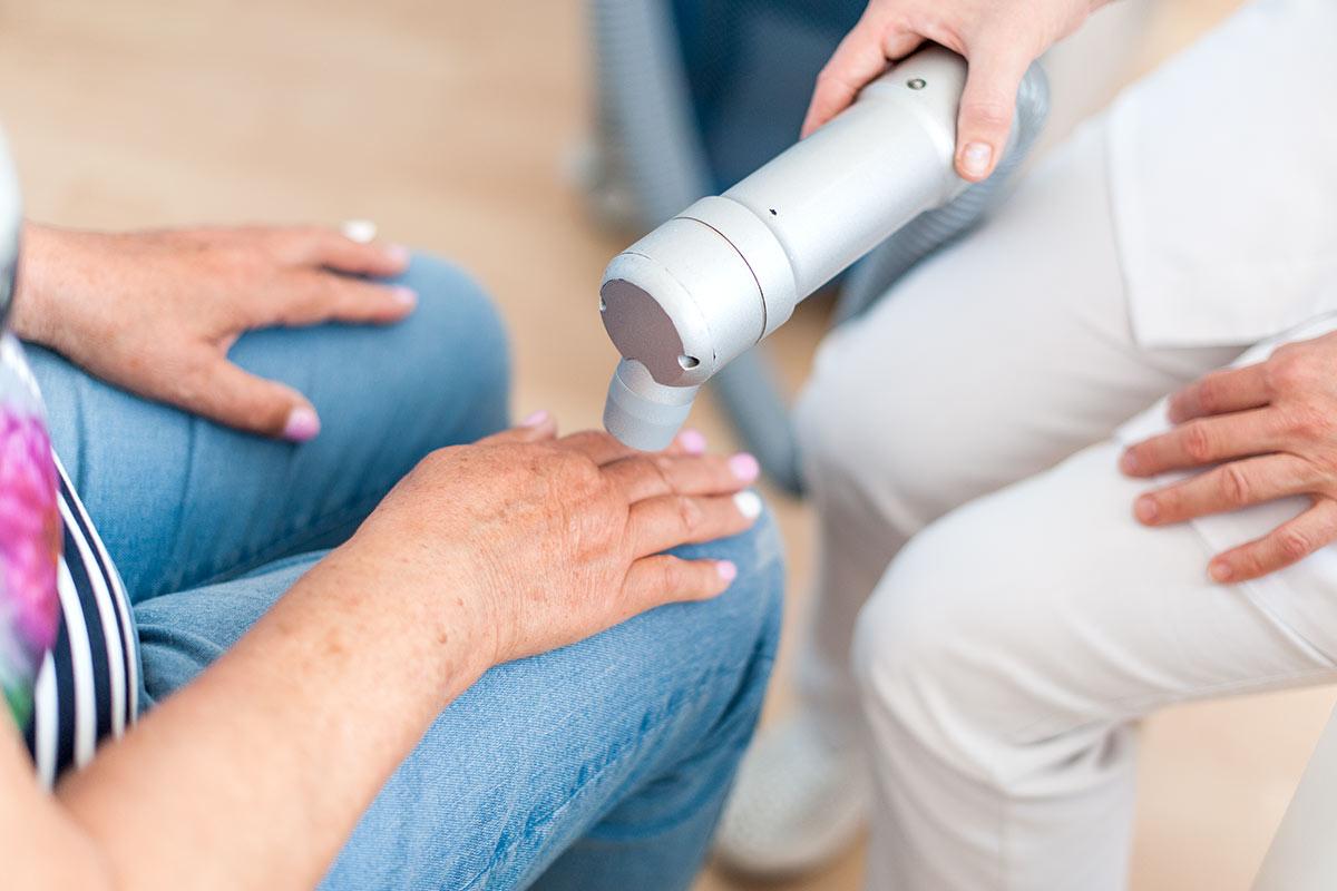 Światłoterapia, zabiegi rehabilitacyjne