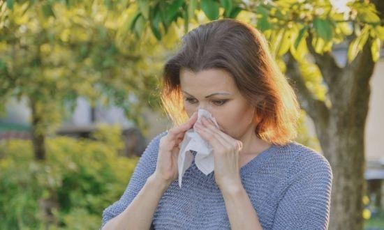 alergik nadmorzem