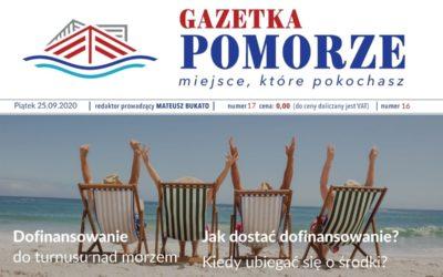 """""""Gazeta Pomorze"""" – Numer  17 – Jak dostać dofinansowanie PFRON"""